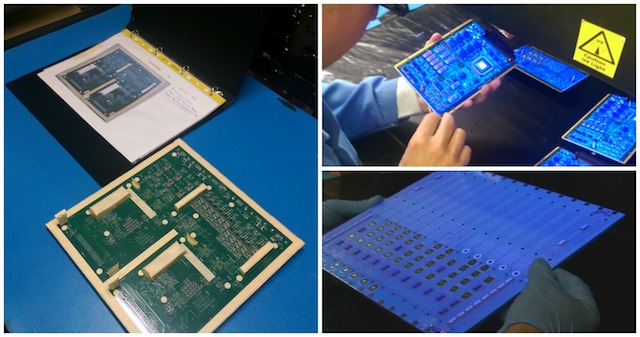 Conformal coating inspection