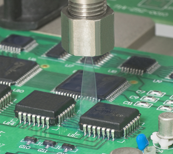 conformal coating process challenges equipment