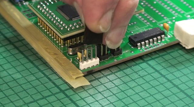 conformal coating de-masking