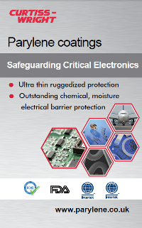 Curtiss Wright Parylene Coating Services
