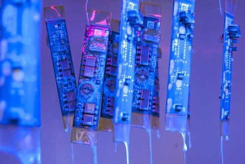 Design rules for conformal coating dipped circuit boards can save a lot of time, money and trouble on the production line