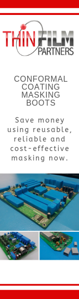 Reusable, reliable, cost-effective conformal coating masking boots from TFP